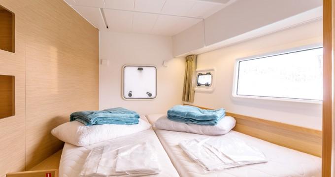 Rental yacht Portisco - Lagoon Lagoon 42 on SamBoat