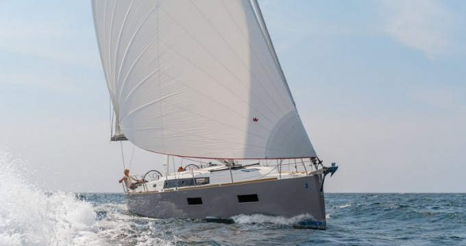 Rental yacht Portisco - Bénéteau Oceanis 38 on SamBoat