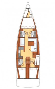 Bénéteau Oceanis 55 between personal and professional Portisco