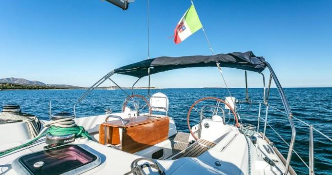 Rental Sailboat in Portisco - Jeanneau Sun Odyssey 49i