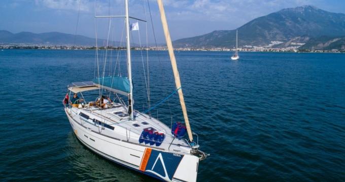 Boat rental Dufour Dufour 405 GL in Fethiye on Samboat