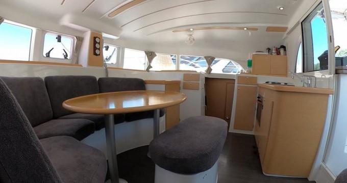 Boat rental Fethiye cheap Lagoon 380