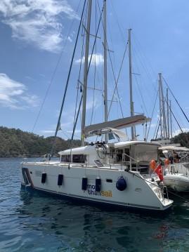 Rental Catamaran in Fethiye - Lagoon Lagoon 400 S2