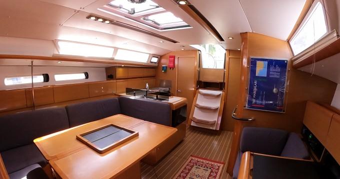Boat rental Jeanneau Sun Odyssey 439 in Fethiye on Samboat