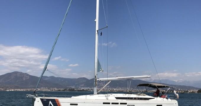Rental yacht Fethiye - Jeanneau Sun Odyssey 509 - 4 cab. on SamBoat