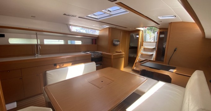 Boat rental Jeanneau Sun Odyssey 509 - 4 cab. in Fethiye on Samboat