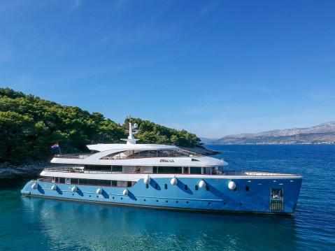 Boat rental Split cheap OHANA