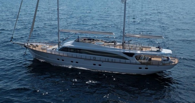 Rental Sailboat in Split - Custom Made Acapella