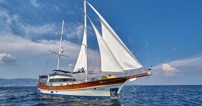 Rental Sailboat in Split - Unknown Lotus