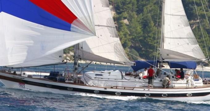 Rental Sailboat in Split - Unknown Sinbadsan