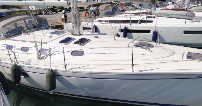 Boat rental Dufour Gib Sea 43 in Gouvia on Samboat