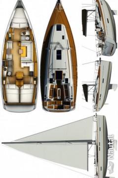 Boat rental Gouvia cheap Sun Odyssey 409