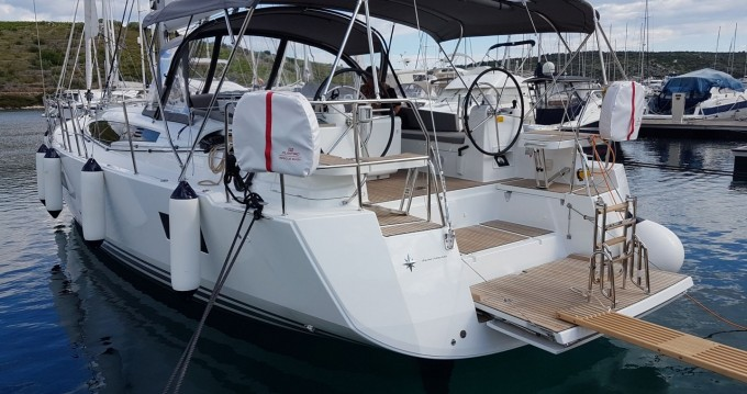 Rental yacht Šibenik - Jeanneau Jeanneau 54 - 4 + 1 cab. on SamBoat