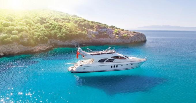 Rental Yacht in Bodrum - Custom Made Zeynep Lina