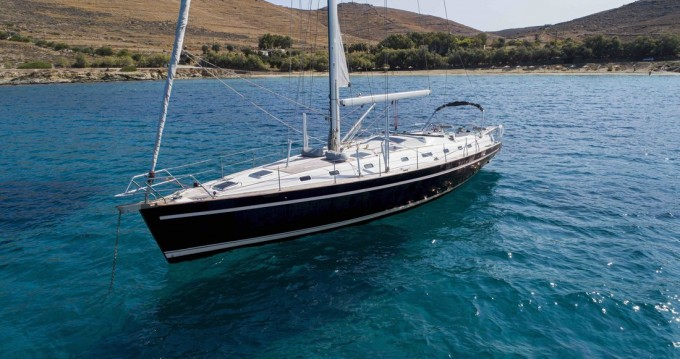 Hire Sailboat with or without skipper Ocean Star Foinikas
