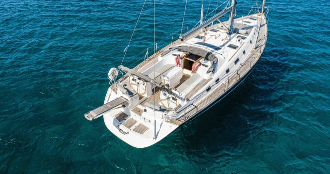 Hire Sailboat with or without skipper Ocean Star Lávrio