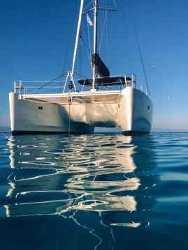Rental Catamaran in Mykonos (Island) - Lagoon Lagoon 450 F