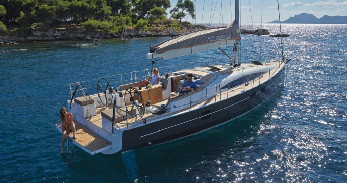 Hire Sailboat with or without skipper Sirena-Marine Capo d'Orlando