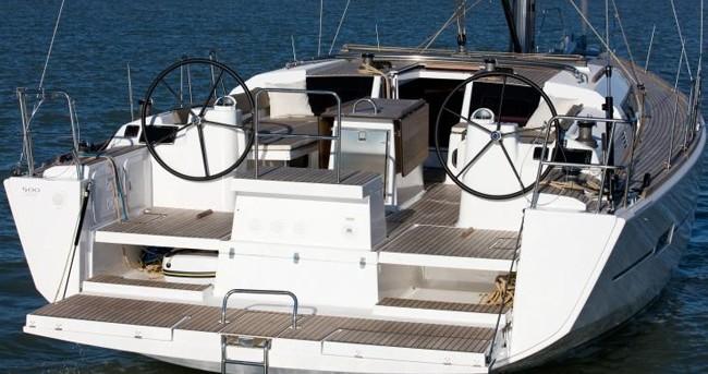 Rental Sailboat in Capo d'Orlando - Dufour Dufour 512 GL - 4 cab.
