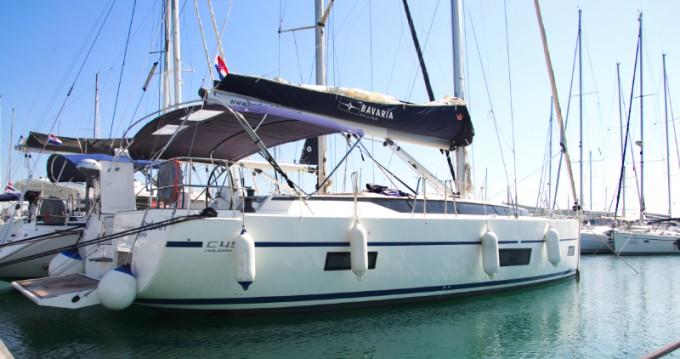 Boat rental Pirovac cheap Bavaria C45 Holiday