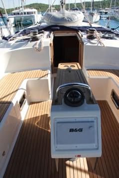 Bavaria Cruiser 51 between personal and professional Pirovac