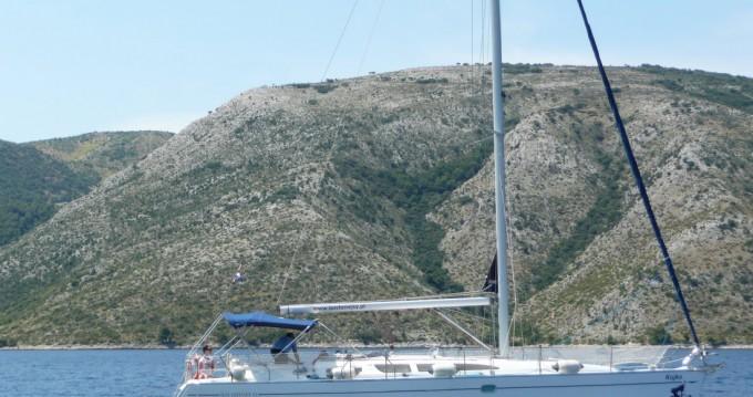Boat rental Pirovac cheap Sun Odyssey 43 DS
