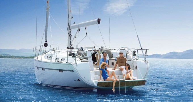 Sailboat for rent Lefkas Egremni at the best price