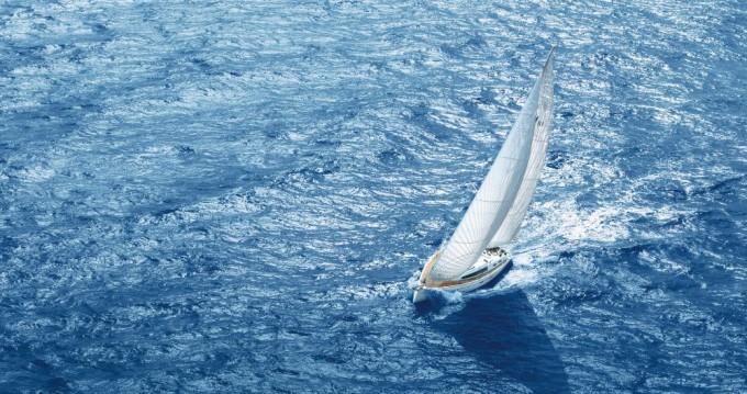 Bavaria Cruiser 51 between personal and professional Lefkas Egremni