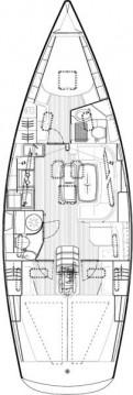 Rent a Bavaria Bavaria 40 Cruiser Lefkas Egremni