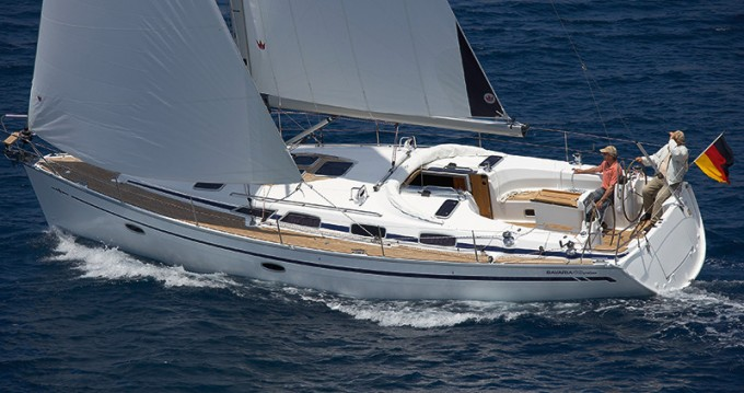 Rental Sailboat in Lefkas Egremni - Bavaria Bavaria 40 Cruiser