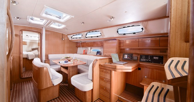 Boat rental Bavaria Bavaria 40 Cruiser in Lefkas Egremni on Samboat