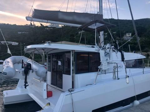 Rental yacht Scrub Island - Catana Bali 4.0 - 3 cab. on SamBoat