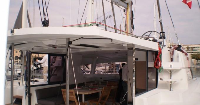 Rental yacht Bas du Fort - Catana Bali 4.0 - 4 + 2 cab. on SamBoat
