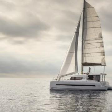 Rental Catamaran in Anse Marcel - Catana Bali 4.0 - 4 + 2 cab.