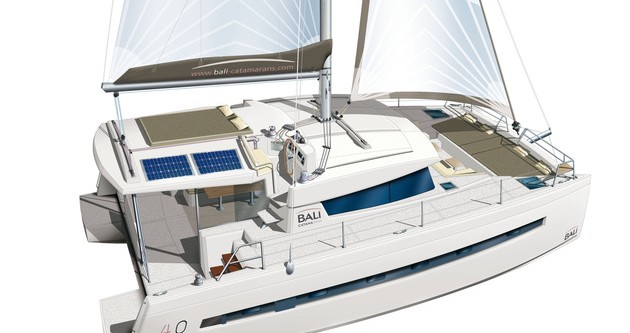 Hire Catamaran with or without skipper Catana Jamestown