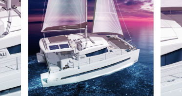 Rental yacht Jamestown - Catana Bali 4.0 - 4 + 2 cab. on SamBoat