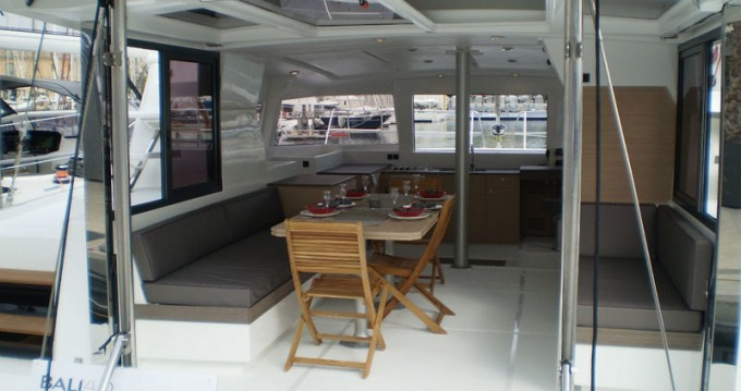 Boat rental Catana Bali 4.0 - 4 cab. in Airlie Beach on Samboat