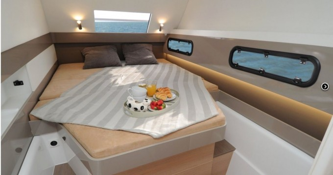 Rent a Catana Bali 4.1 - 3 cab Old Port of Marseille