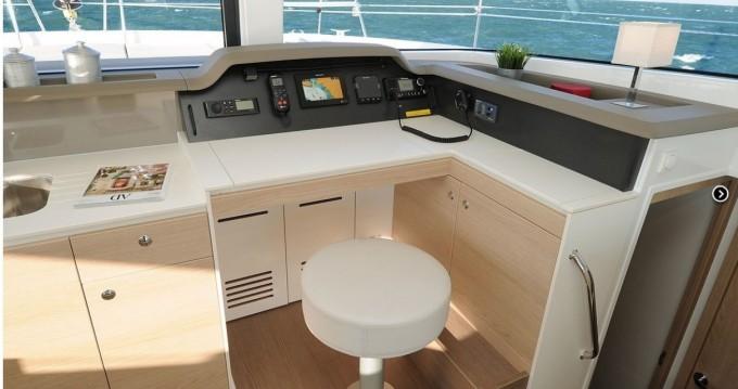 Rental yacht Anse Marcel - Catana Bali 4.1 - 4 + 2 cab. on SamBoat