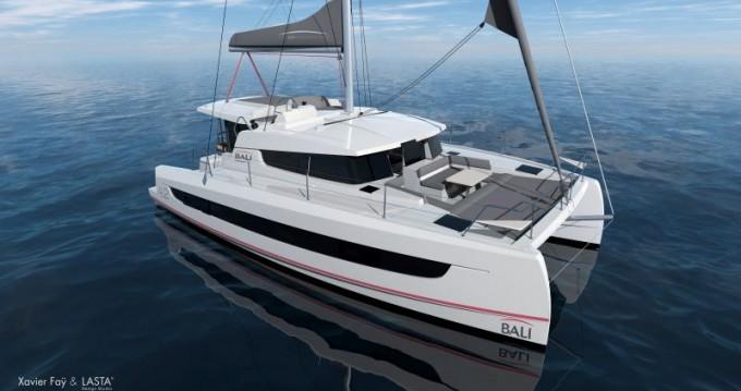 Boat rental Annapolis cheap Bali 4.2 - 4 + 1 cab.
