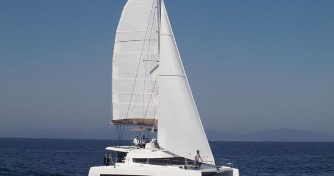 Catana Bali 4.3 - 4 + 2 cab. between personal and professional Anse Marcel
