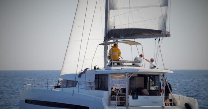 Rental Catamaran in Anse Marcel - Catana Bali 4.3 - 4 + 2 cab.
