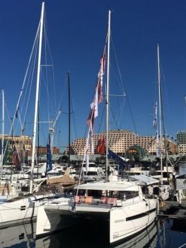 Boat rental Catana Bali 4.3 - 4 + 2 cab. in Naples on Samboat