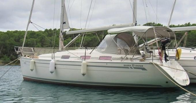 Bavaria Bavaria 33 Cruiser between personal and professional Split
