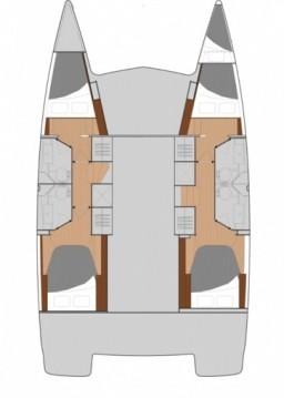 Boat rental Marmaris cheap Fountaine Pajot Isla 40 - 4 + 1 cab.