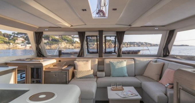 Rental Catamaran in Marmaris - Fountaine Pajot Fountaine Pajot Isla 40 - 4 + 1 cab.