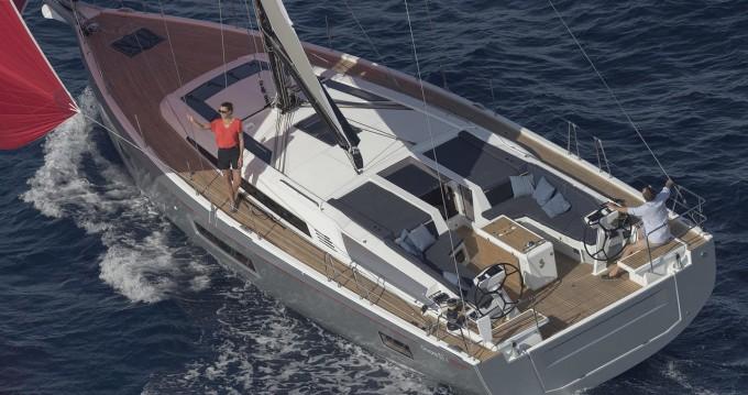 Boat rental Pula cheap Oceanis 51.1