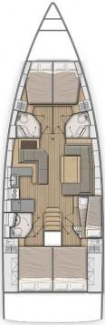 Rental yacht Pula - Bénéteau Oceanis 51.1 on SamBoat