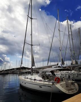 Rent a Bavaria Bavaria 50 Cruiser Thassos Island