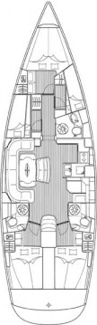 Boat rental Bavaria Bavaria 50 Cruiser in Thassos Island on Samboat
